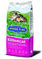 Winner Plus (Виннер Плюс) Kittencat сухой корм для котят и беременных и кормящих кошек 2 кг