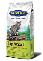 Winner Plus (Виннер Плюс) Lightcat сухой корм для кошек 2 кг