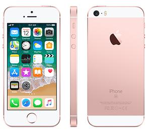 Смартфон Apple iPhone SE 32GB Rose Gold (MKP852UA/A), фото 2