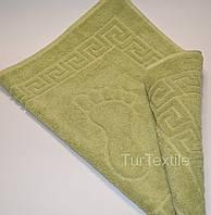 Полотенце-коврик для ног 720 гр/м2 Хлопок 100%, фото 1