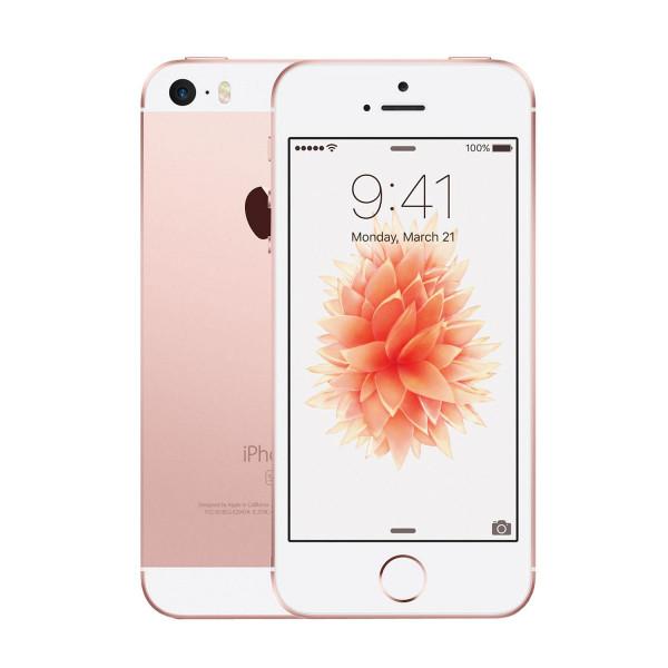 Смартфон Apple iPhone SE 32GB Rose Gold (MKP852UA/A)