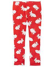 Флісові штани на дівчинку 5-6 років