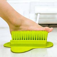 Щётка для ног на присоске Foot Brush Хит продаж!