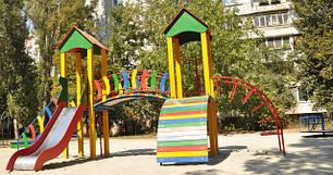 Детские, спортивные площадки