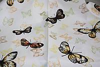 Штора Летние бабочки