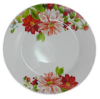 Тарелка закусочная 205 мм рисунок астра.