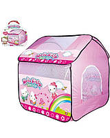 Палатка детская игровая Hello kitty 999-208, фото 1