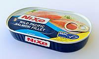 Филе лосося в собственном соку