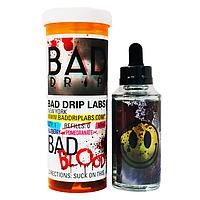 Bad Drip Bad Blood - никотин 3 мг., 60 и 120 мл. VG/PG 70/30