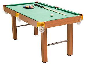 Більярдний стіл американка 5,5 ft, більярд (164 x 84 x 74,5 см), міні більярд