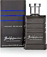 Baldessarini Secret Mission EDT 90 ml (туалетная вода Балдессарини Сикрет Миссион )