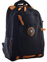 Молодежный рюкзак OX 349, темно-синий, фото 1