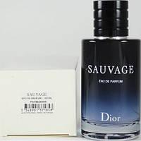 Christian Dior Sauvage EDP 100 ml TESTER (парфюмированная вода Кристиан Диор Саваж )