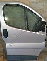 Дверь передняя, правая, Пасажирская, серый, серебро, 7751478602, 7751472216 на Opel Vivaro, Renault Trafic, Nissan Primastar, Рено Трафик, Опель
