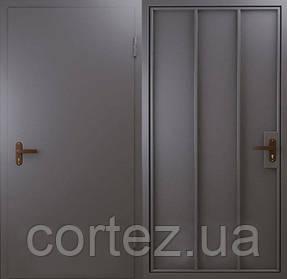 Входные двери ТМ Cortez технические 6