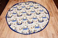 Плеймат Пираты 150 см  (игровой коврик-трансформер, мешок для игрушек)