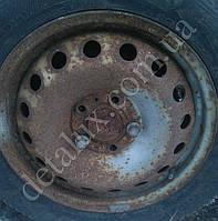 Диск колесный, Под Покрас, 8200003713 на Opel Vivaro, Renault Trafic, Nissan Primastar, Рено Трафик, Опель Виваро, Ниссан Примастар 2001 - ≥ г.в.