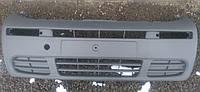 Бампер передний, Новый, 8200011389, 8200011390, 8200011391, 8200011392 на Opel Vivaro, Опель Виваро 2001 -