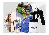 Краскопульт механический ручной Paint Zoom, Краскораспылитель Пейнт Зум, Прибор для покраски