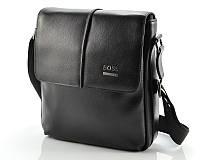 Мужская сумка через плечо Hugo Boss 2052-2. Сертифицированная компания. fdc4b878034