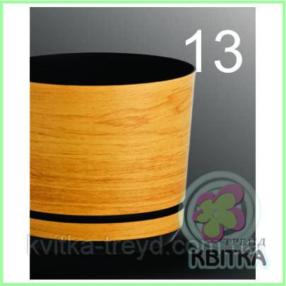 Цветочный горшок «Korad 13» 1.1л