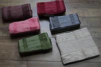 Махровое полотенце для лица. (50*90). 100% Хлопок.