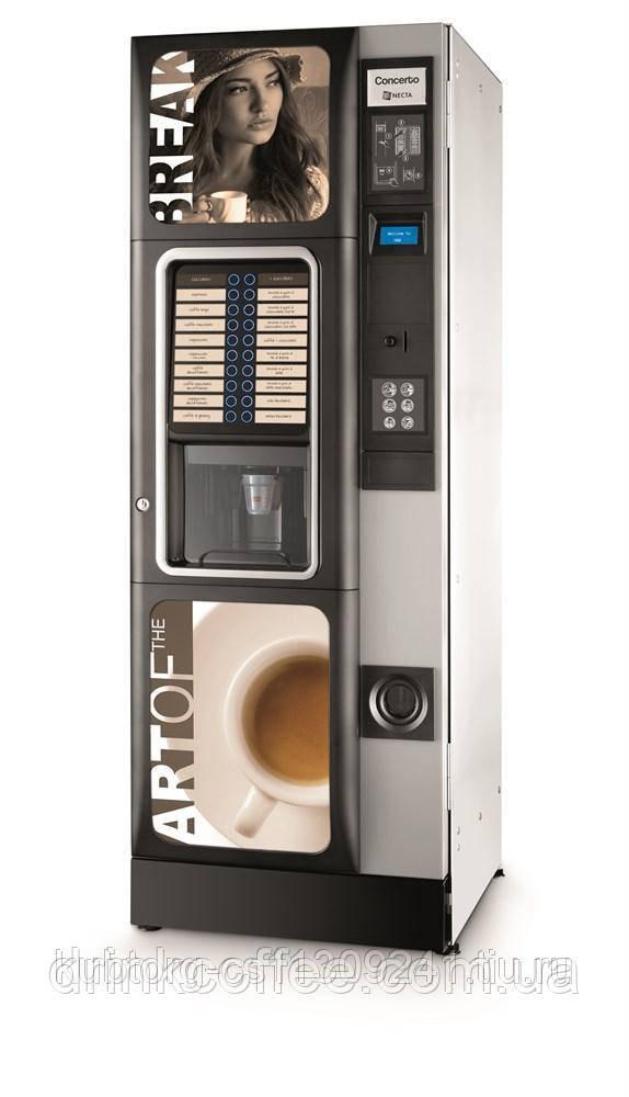 Торговый кофейный автомат Necta Opera To Go, новый.