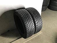Шины бу лето 175/55R15 Bridgestone B340 2шт 5мм