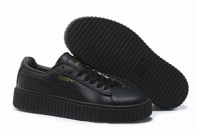Женские кроссовки Puma Rihanna кожа