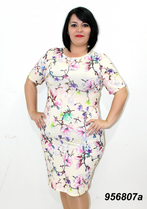 a28cfd2f833 Летнее платье Новинка 2018! 58 60 62 64 - Nice Price в Одессе
