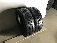 Шины бу лето 175/55R15 Bridgestone B250 2шт 5мм