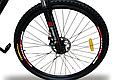 """Горный велосипед SPARTO TN 7329  29"""",18""""  Черный / Красный, фото 5"""