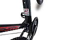 """Горный велосипед SPARTO TN 7329  29""""  Черный/Красный, фото 6"""
