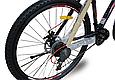 """Горный велосипед SPARTO TN 7329  29"""",18""""  Черный / Красный, фото 8"""