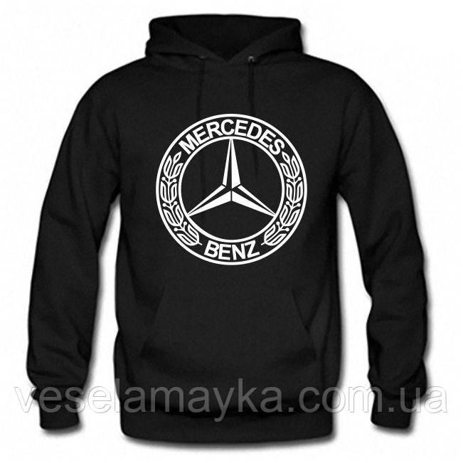 "Толстовка ""Mercedes logo"""