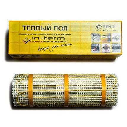 Нагревательный мат In-Therm 350Вт/м (1,7 м.кв), (керамика)