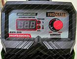 Зварювальний апарат PROCRAFT AWH-285, фото 8