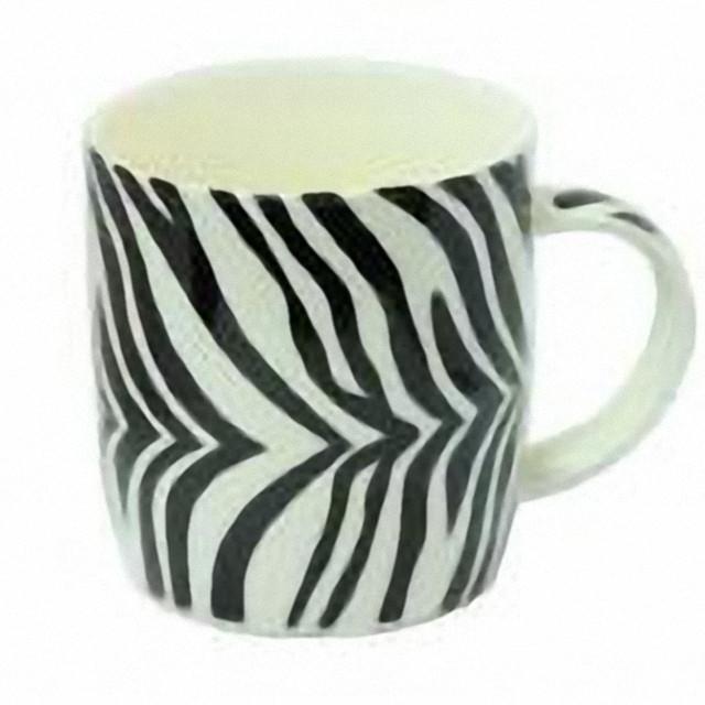 Чашка Зебра, 350 мл