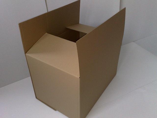 Картонные коробки. Коробки для переезда. 380х304х285, объем 33 литра