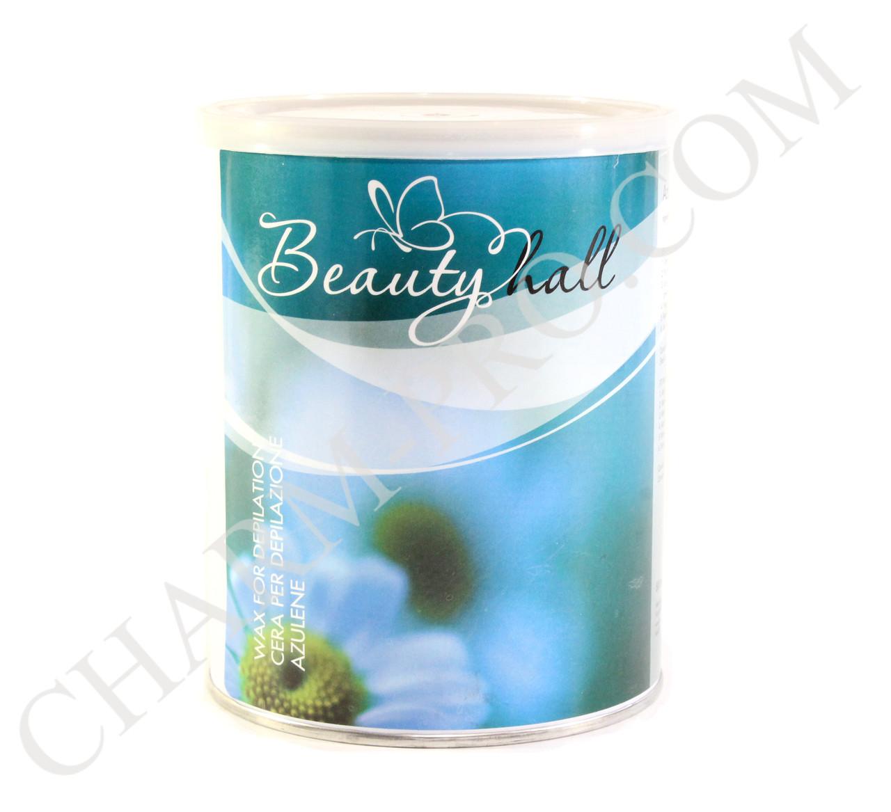 Воск баночный Beauty Hall Азулен (800мл)