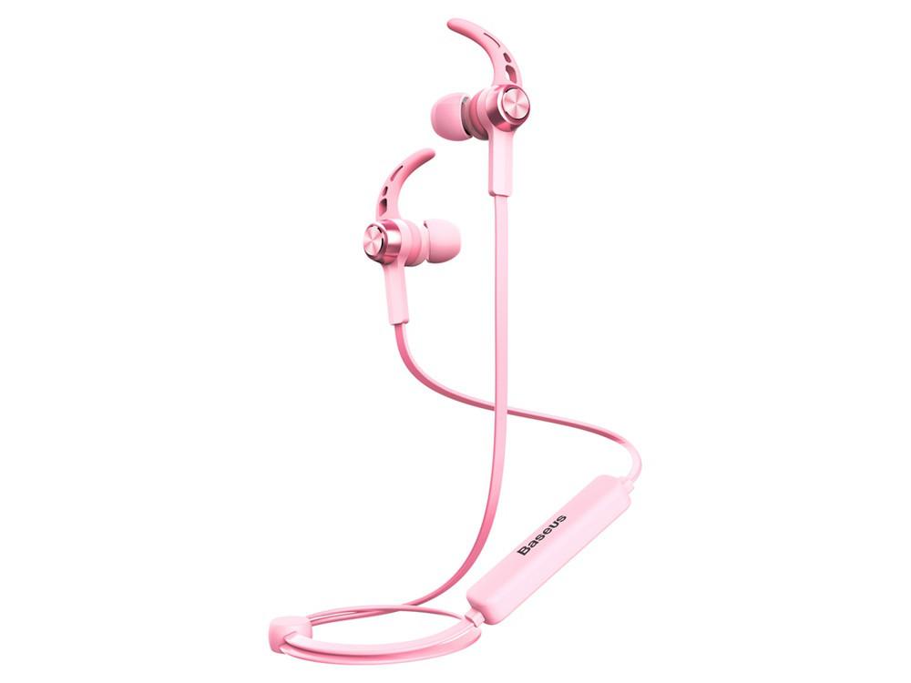 Наушники Baseus Licolor Bluetooth Sakura Pink