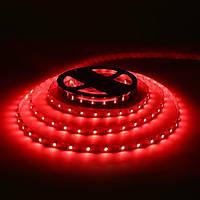 Лента светодиодная красная LED 3528 Red 60RW  Новинка!