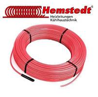 Нагревательный кабель Hemstedt BRF-IM (Германия) 118,42 м 3197 Вт для обогрева открытых площадей