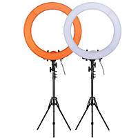 Кольцевой LED свет для фото и визажа