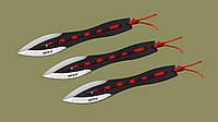 Набор метательных ножей 3 шт 24137