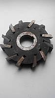 Фреза дисковая трехсторонняя 125х20.25   2241-0164