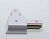 Соединение L 2WAYS  для трековых систем белое LM513