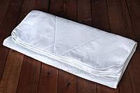 Наматрасник Lintex льняной в хлопковом чехле белый 60х120 см