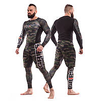 Комплект Grips Athletics Camo Snake Сamouflage — Long Sleeves