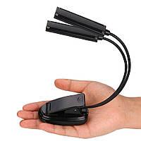Новый LED-светильник на гибкой стойке, с питанием от USB
